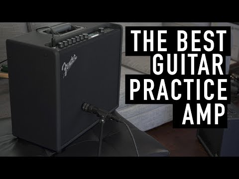 The Best Guitar Practice Amp Out There