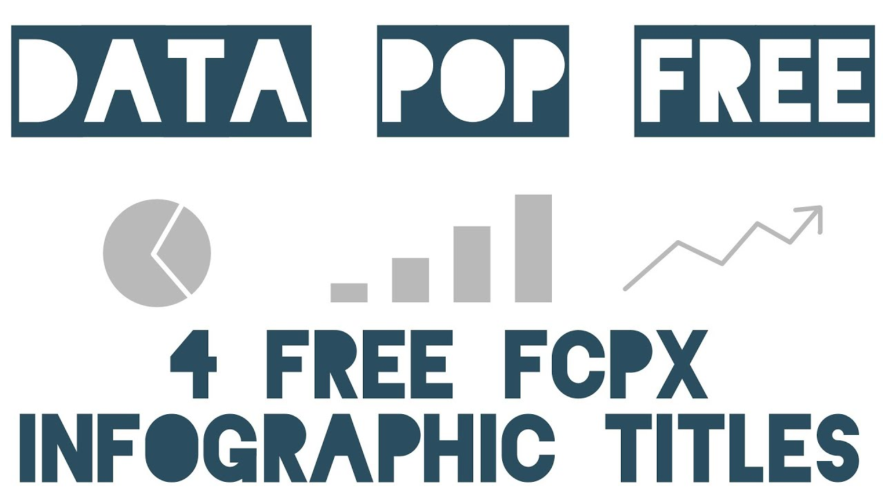 Free Infographic Effects for FCP X
