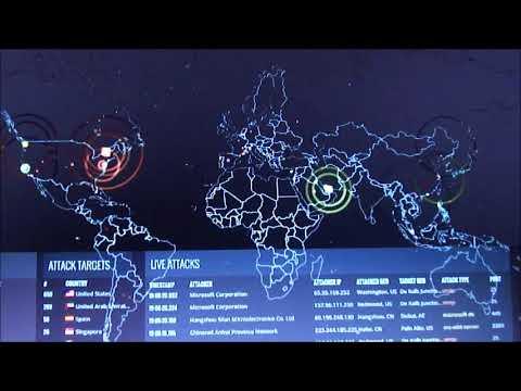 TNP 112 monitoramento global da atividade de hackers e crackers