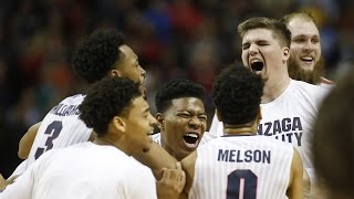 West Virginia vs. Gonzaga: Game Highlights
