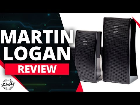Martin Logan Motion 4i, 8i Speakers and Dynamo 600X Subwoofer Unboxing & Review