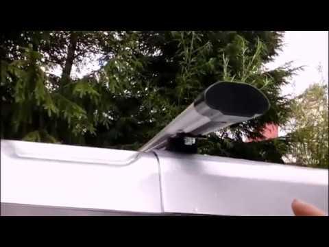 багажник на ниссан х трейл т31 с фонарями