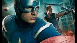 Первый мститель: Другая война» 2014