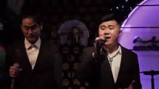 [FULL] F BAND Live @ Acoustic Bar | Christmas 2016 (Livestream)