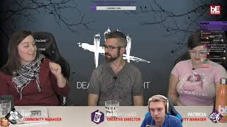 """Dead by Daylight - Перевод стрима разрабов № 109 """"Spotlight and Q&A"""""""