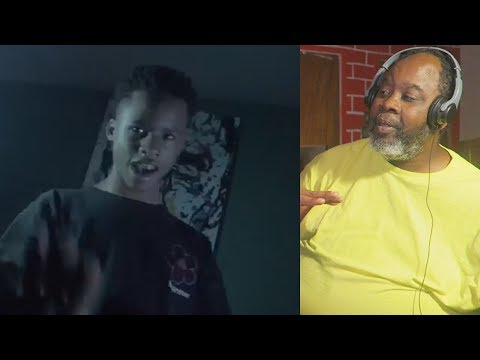 Dad Reacts to TAY-K x THE RACE!