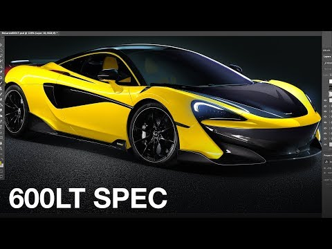 McLaren 600LT CUSTOM SPEC! Speed Art by Monaco Auto Design
