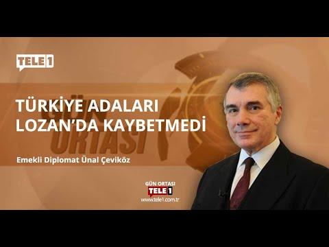 Ünal Çeviköz: Türkiye adaları Lozan'da kaybetmedi