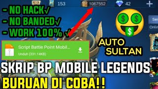 cheat battle point mobile legends