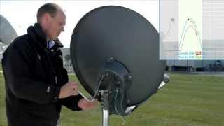 Спутниковый интернет Tooway :: Установка оборудования