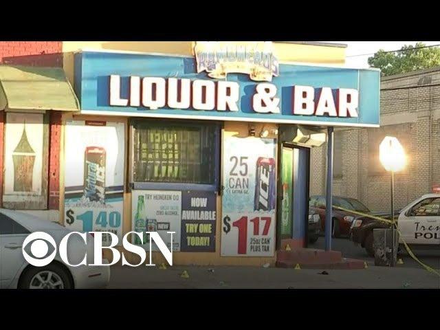 10 injured in New Jersey bar shooting