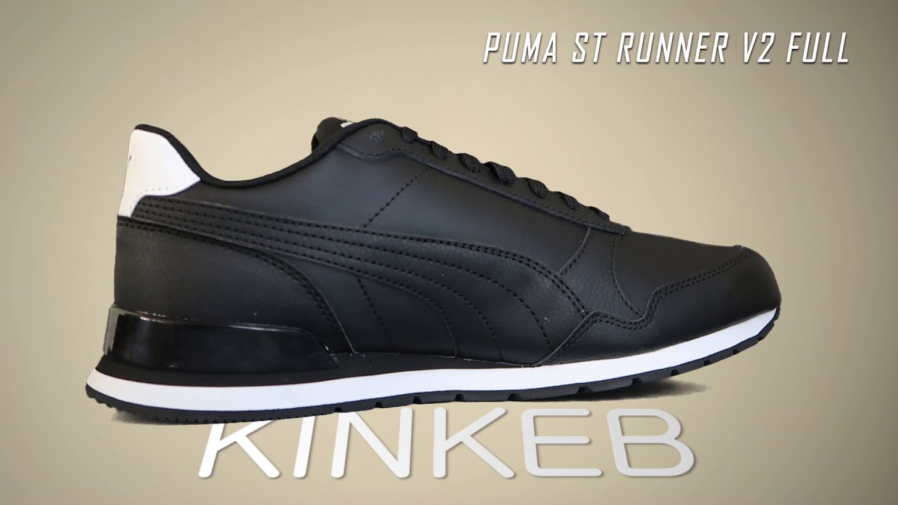 c388b279bf PUMA ST RUNNER V2 FULL - YouTube