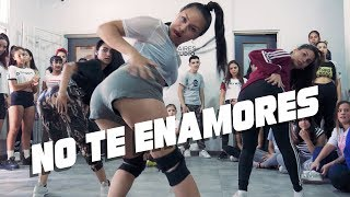 No Te Enamores - Paloma Mami  Choreography By Emir Abdul Gani