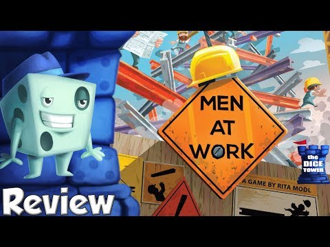 Men at Work Review - with Tom Vasel