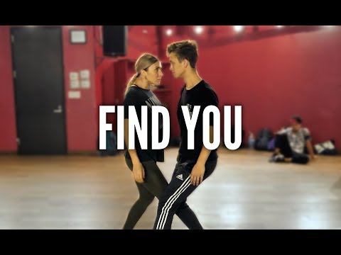 NICK JONAS - Find You  Kyle Hanagami Choreography