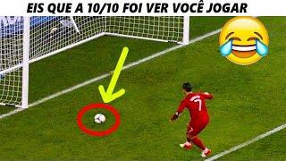 OS MELHORES MEMES, VÍDEOS E LANCES ENGRAÇADOS DE FUTEBOL - FIFA MIL GRAU 2.0 #2