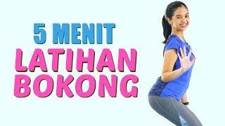 Download Video Cara Mengencangkan Bokong & Mengecilkan Paha Hanya 5 Menit Latihan ! Butt Workout MP3 3GP MP4