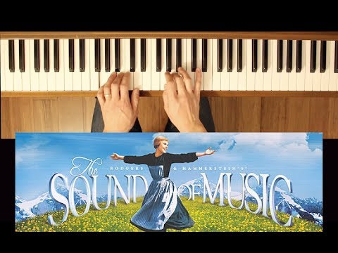 Do-Re-Mi (Sound of Music) [Easy-Intermediate Piano Tutorial] thumbnail