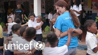 Change for Good | American Airlines and UNICEF USA