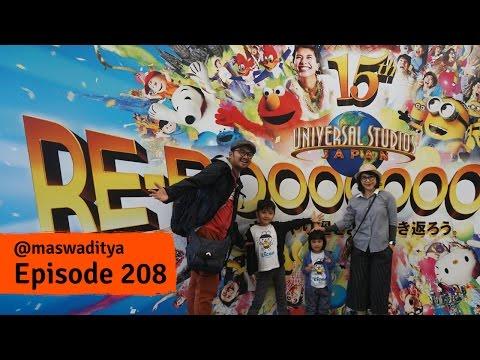 Trip to Universal Studio Japan
