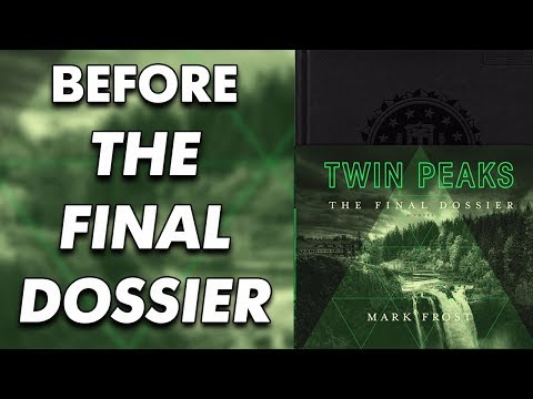 🔴 LIVE: Before THE FINAL DOSSIER - TWIN PEAKS