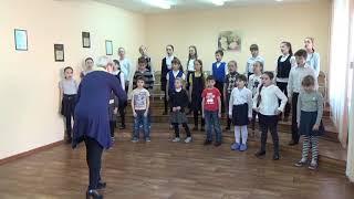 Открытый урок (хор Campanelli)