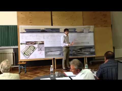 Защита диплома в КИСИ на архитектурном факультете