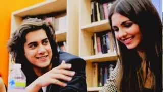 Victoria loves Avan to death