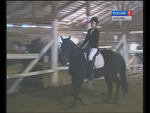 Карельские конники совершили «прыжок в весну»