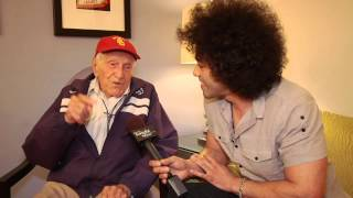 War Hero Louis Zamperini Speaks