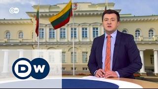 Будущее Запада, его отношения с Россией и другие проблемы   DW Новости (17 02 2017)