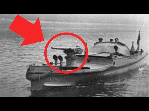 The Strangest Warship Battle of WW1 - Africa's Lake Tanganyika