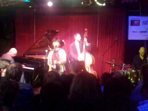 The Bad Plus Joined by Wendy Lewis - Blue Velvet (B.Wayne-L.Morris)