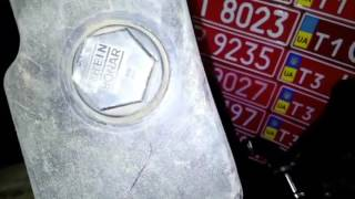 видео ремонт пластиковых бензобаков