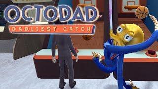 Octodad:Dadliest Catch - Part 2   SO MUCH RAGE!!!