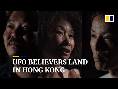Asia's UFO Community Looks To The Skies At Hong Kong Extraterrestrial Expo