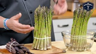 Asparagus 101 - Le Gourmet TV 4K
