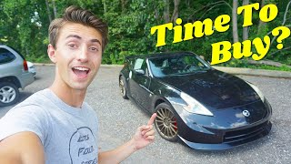 In Now The Time To Buy A Nissan 370Z Nismo?