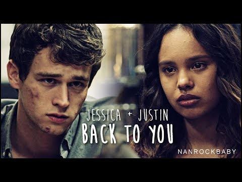 jessica + justin | back to you
