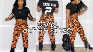 Camo Kill'ah Ft. Fashion Nova | LookBook