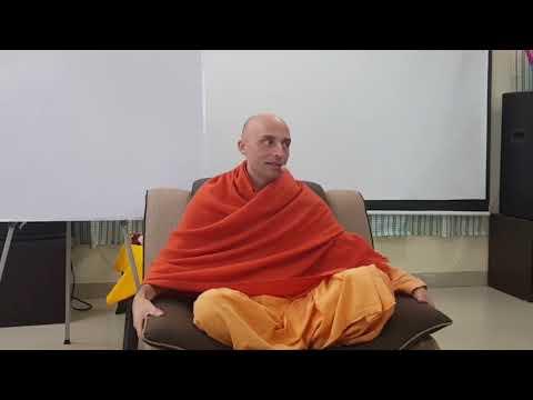 Бхагавад Гита 34.1 - Ватсала прабху
