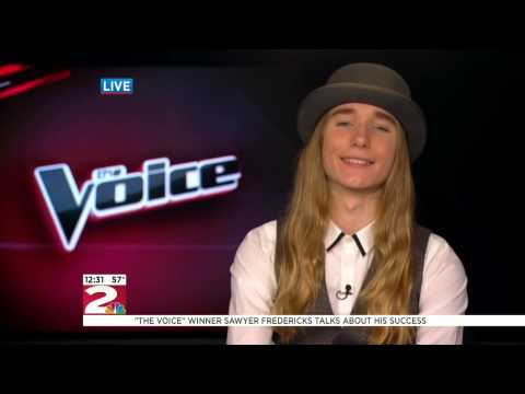 WKTV interview with Sawyer Fredericks