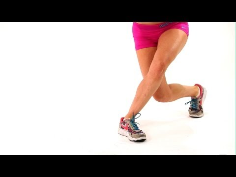 How to Do a Side Lunge to Curtsy | Thighs Workout