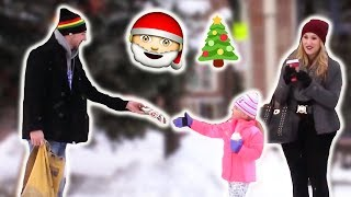 Giving Christmas Presents To Strangers! - Pranks Compilation (Ep. 35)