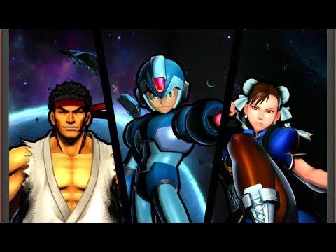Ultimate Marvel VS Capcom 3 - Ryu/Chun-Li/Zero - Very Hard Difficulty Playthrough