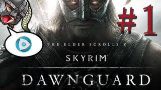 Skyrim Dawnguard #1 by GuerrieroRaptorHD