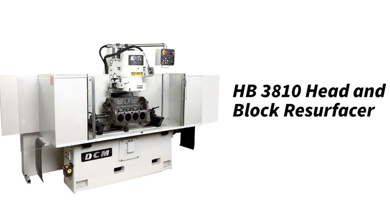 Head and Block Resurfacing – DCM Tech