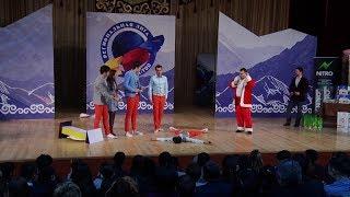 Кто победил в финале Лиги КВН «Ала-Тоо» - 2018 / УтроLive / НТС