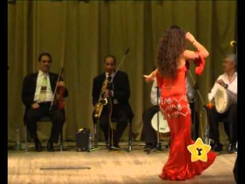 Improvisation Beledi With Orchestra (my First Improvisation)