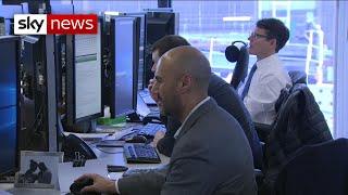 Coronavirus: £130bn Wiped Off Ftse 100 In Minutes